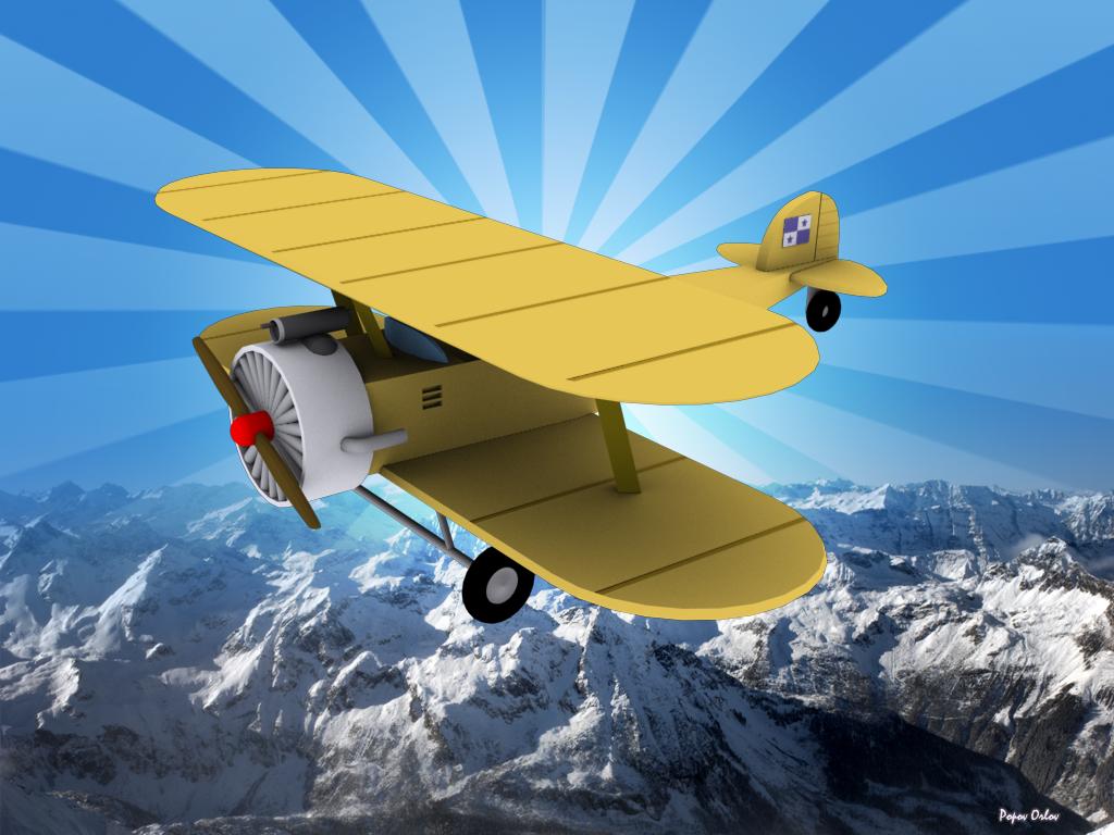 5c71307def1 Empire  amp  Allies Avion 3D Empire  amp ...