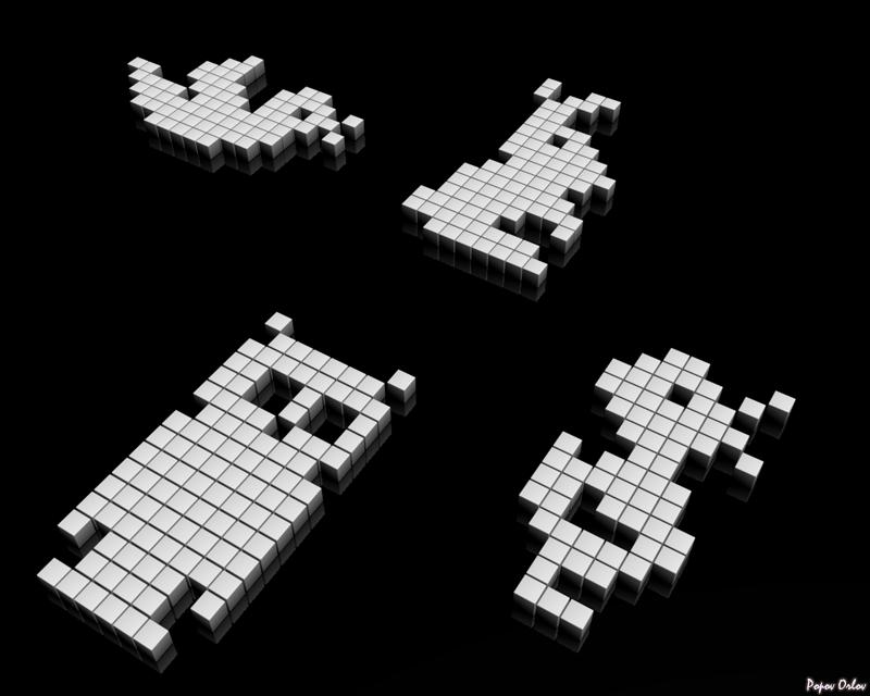 78972cadff6 Le retour des cubes - Popov Orlov